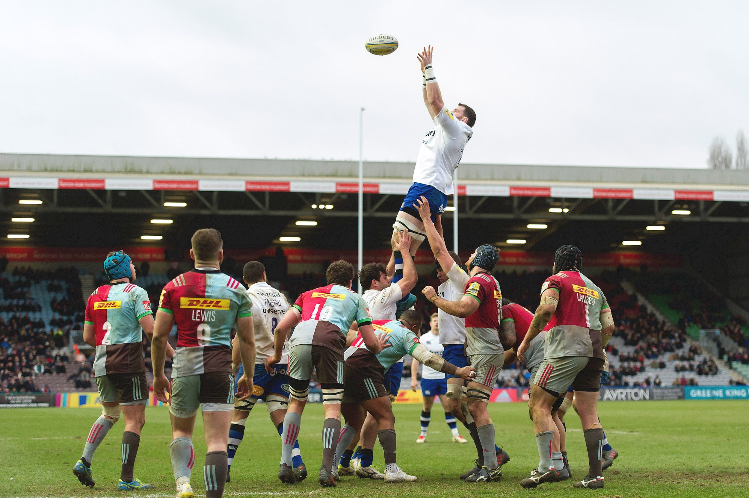 Bath Rugby fall to defeat at The Stoop