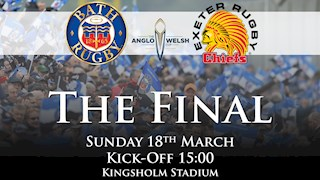 Book your travel to the Anglo-Welsh Cup Final
