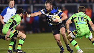 Dunn agrees contract extension with Bath Rugby