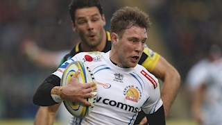 Bath Rugby to sign Chudley from Exeter Chiefs at the end of the season