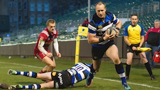 Harlequins A see off Bath United with dominant second-half display