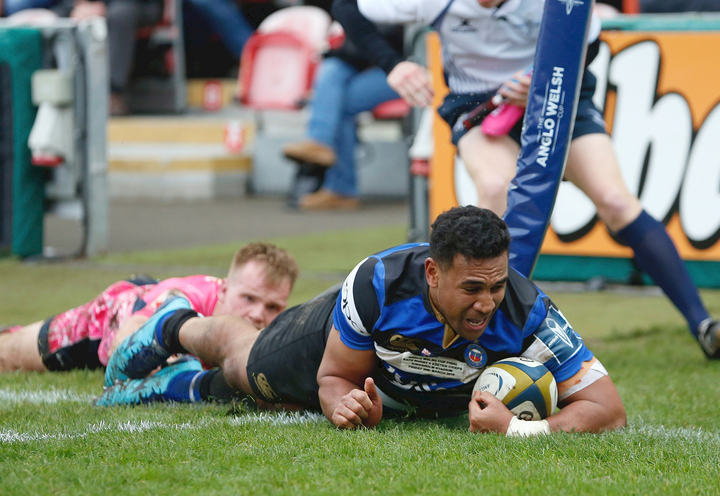 Exeter Chiefs end Bath Rugby's unbeaten Anglo-Welsh Cup campaign with victory at Kingsholm