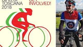 Cycle through the Italian countryside with Bath Rugby Foundation in June