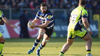 Stooke looking forward to facing former side at Kingsholm