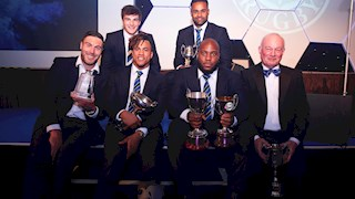 Obano & Banahan scoop two awards at Bath Rugby Awards Evening