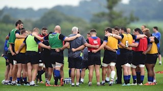 Bath Rugby Squad Update