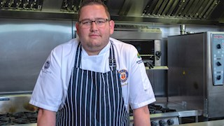 Getting to know Bath Rugby Executive Chef Michael Bache