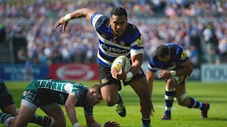 Get the Bath Rugby fixtures straight to your phone