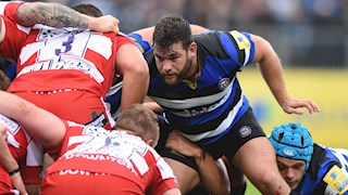 Catt excited by strength in Bath Rugby squad