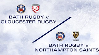 Season Ticket Holder priority window now open: Gloucester Rugby and Northampton Saints