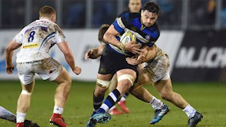 Bath trio in England training squad