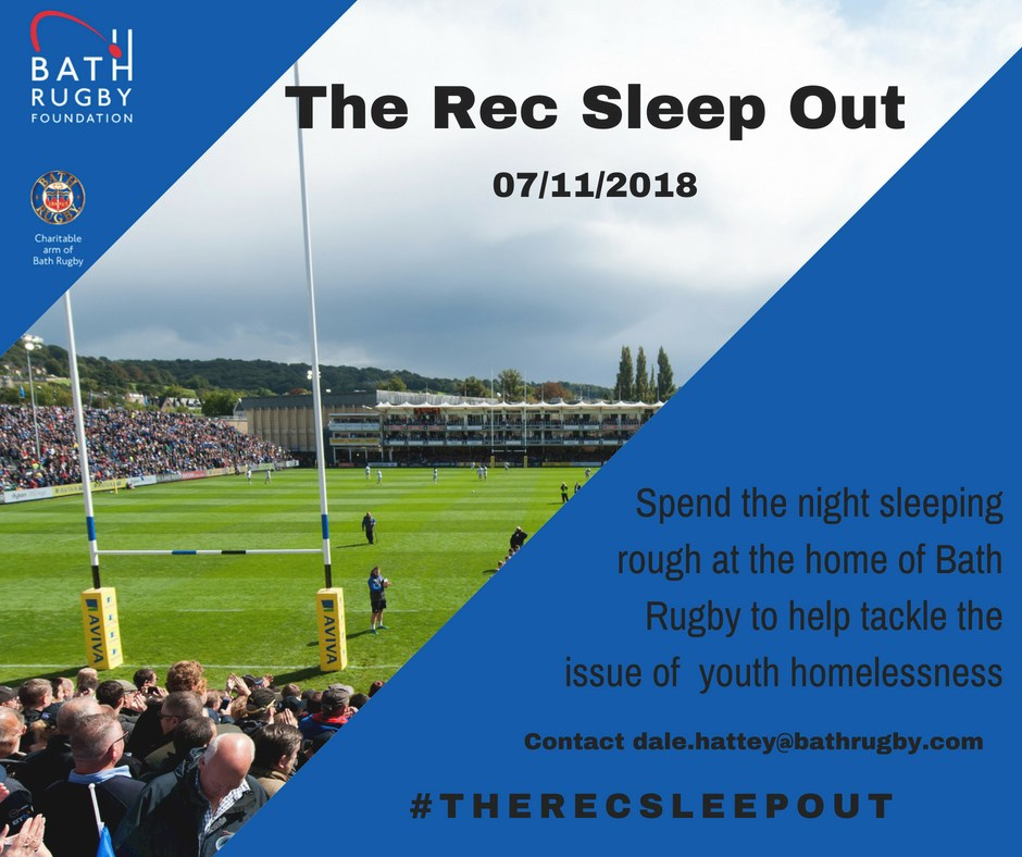 The Rec Sleep Out