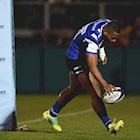 Cokanasiga scores twice in seven-try victory over Scarlets