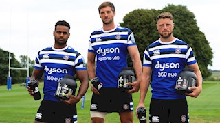 Bath Rugby join forces with PAS