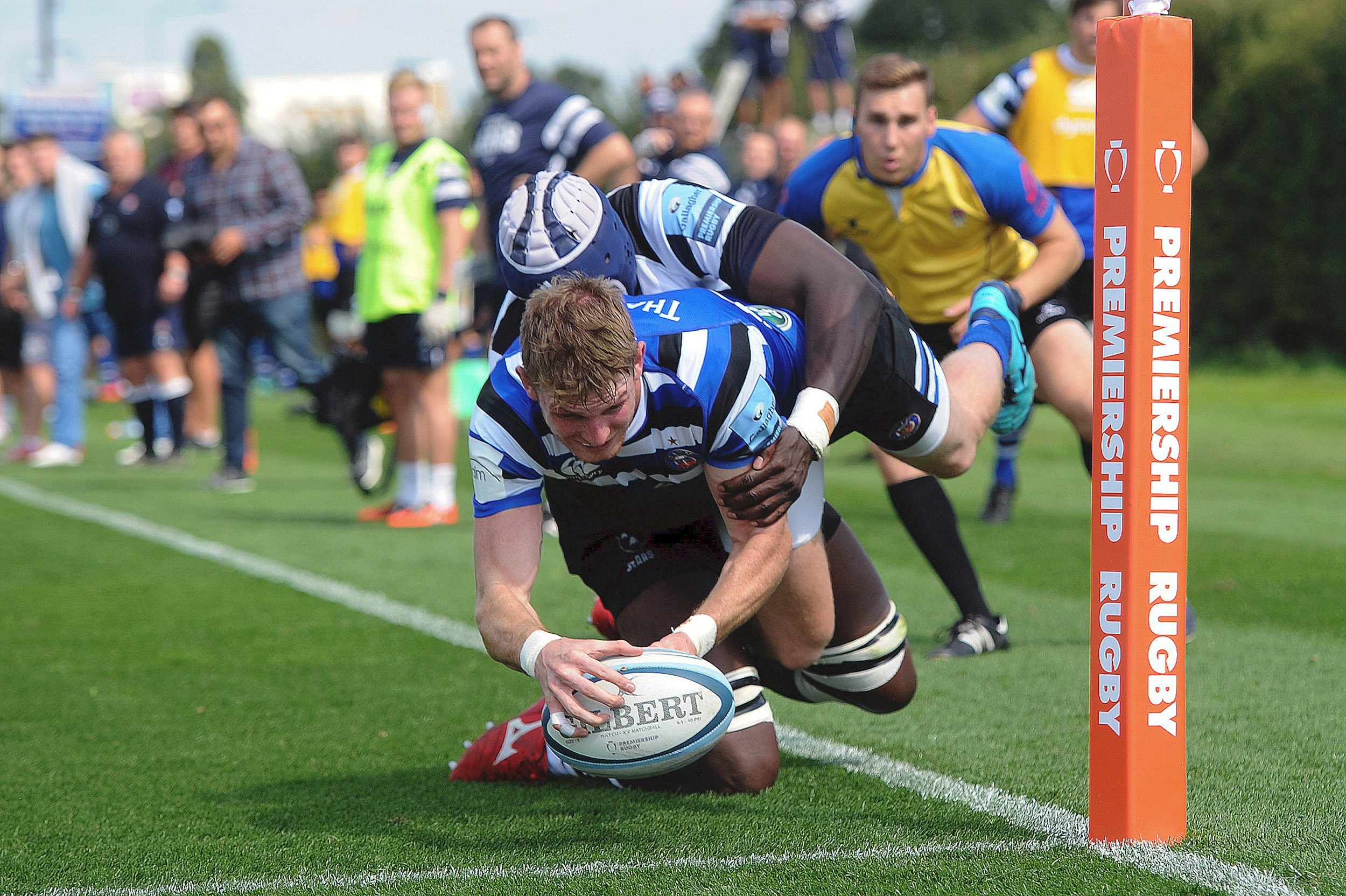 Bristol Bears A see off Bath United at Clifton RFC