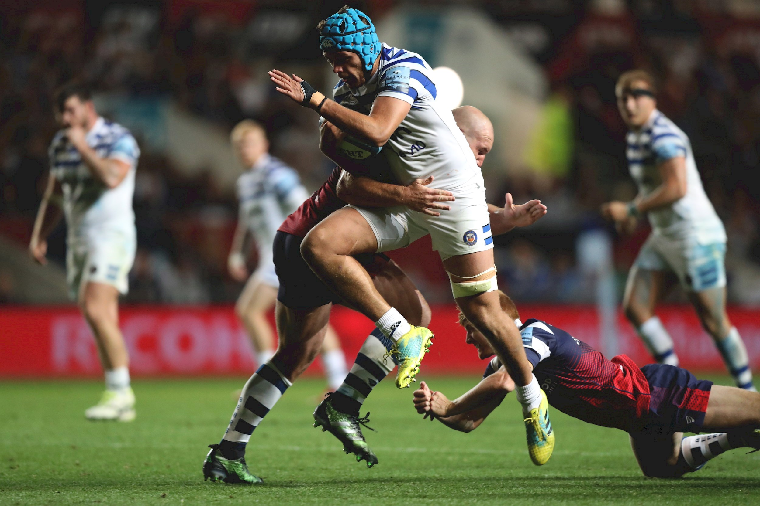 Bristol Bears secure derby victory over Bath Rugby