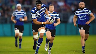 Charteris to captain Bath Rugby against Harlequins