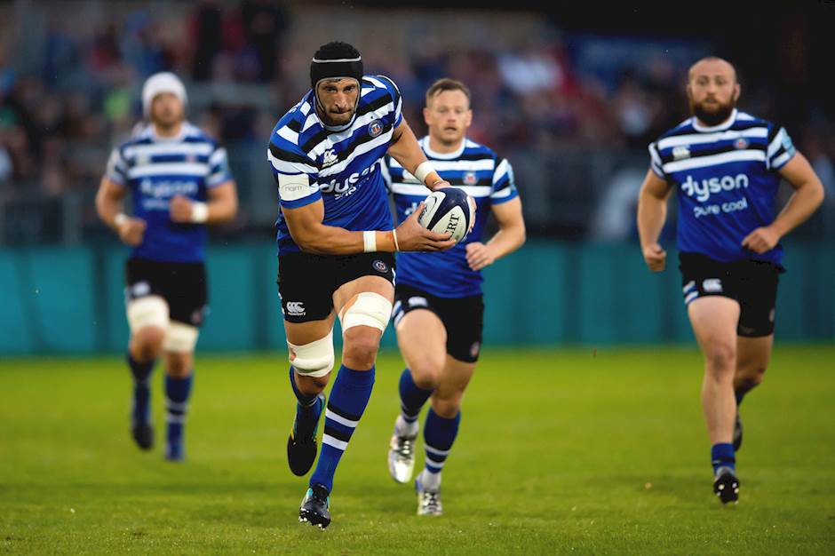 dbe79c8cb68 Charteris to captain Bath Rugby against Harlequins