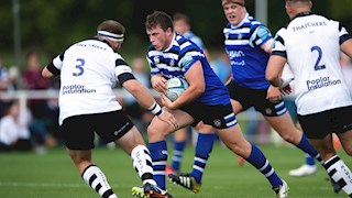 Bath United back in action on Monday