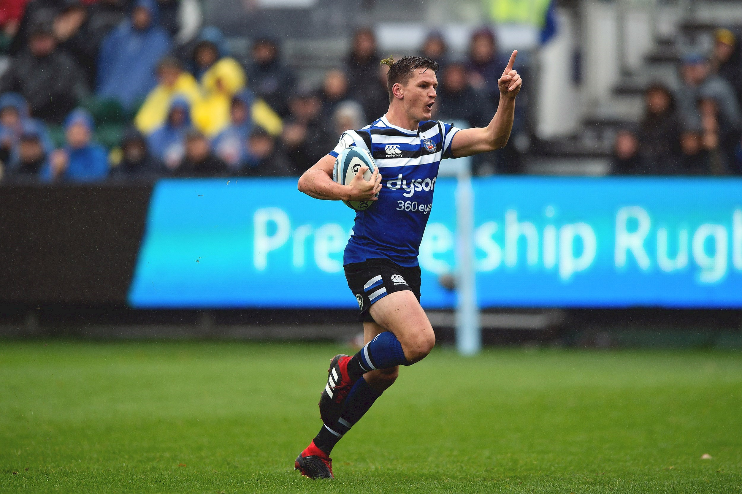 Bath Rugby seal hard-fought victory over Northampton Saints