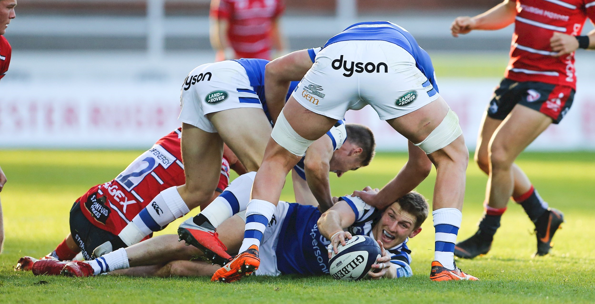 Bath United triumph in high scoring affair at Kingsholm