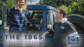 Bath Rugby launch 1865 COLLECTION