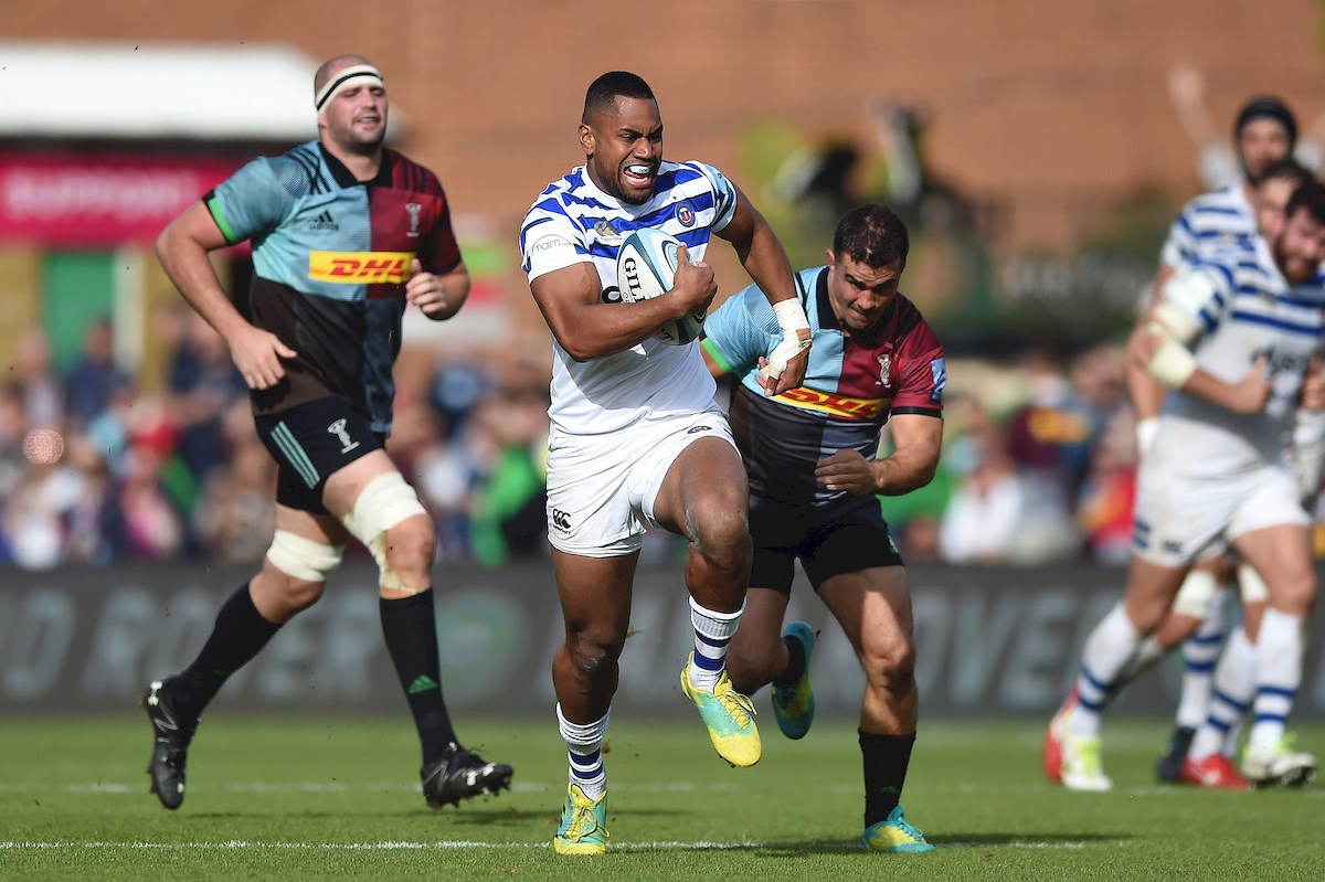 Bath Rugby quartet named in England squad to face Japan