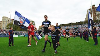 Do you want to be the Bath Rugby mascot this weekend?