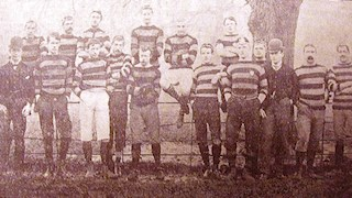 130 years of Bath Rugby v Bristol - the rivalry continues