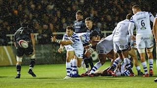 Falcons triumph over Bath Rugby at Kingston Park