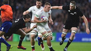 Three Bath Rugby players named in the England side to face Australia