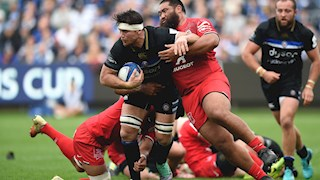 Louw named in South Africa team to face Wales