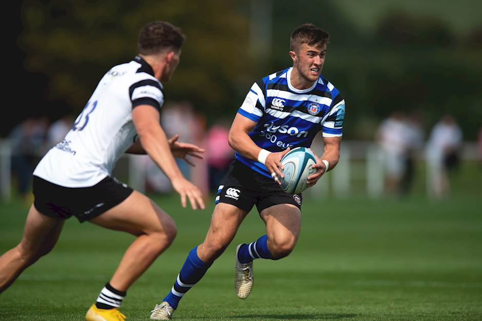 Bath Rugby S De Glanville Named In England U20 Training Squad