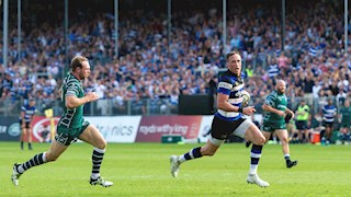Bath Rugby re-sign Wilson