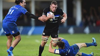 Bath Rugby make two changes to face Leinster
