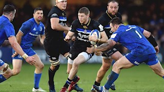 McConnochie relishing Leinster test