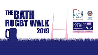 Sign-up for the Bath Rugby Walk