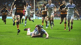 Bath Rugby secure hard-fought win on the road against Wasps