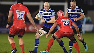 Bath Rugby make one change to team to face Leicester Tigers