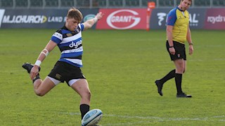 Bath Rugby quintet called up by England for the U18 Six Nations Festival