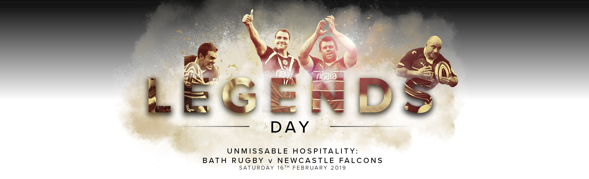 Bath Rugby Legends Day