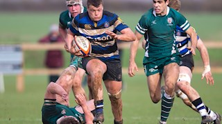 Bath Rugby U18s name team for finals day against Wasps U18s