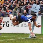 Bath Rugby secure bonus-point victory with win against Newcastle Falcons