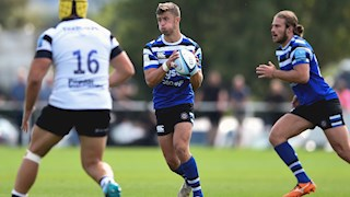 de Glanville named in England U20s starting line-up