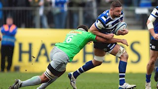 Bath Rugby confirm team to face Saracens