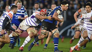 Louw looking to push on with Bath Rugby