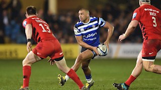 Joseph relishing Twickenham return