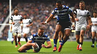 Bath Rugby seal bonus-point victory over Bristol Bears at Twickenham