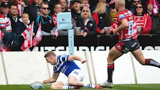 McConnochie shortlisted for Try of the Week