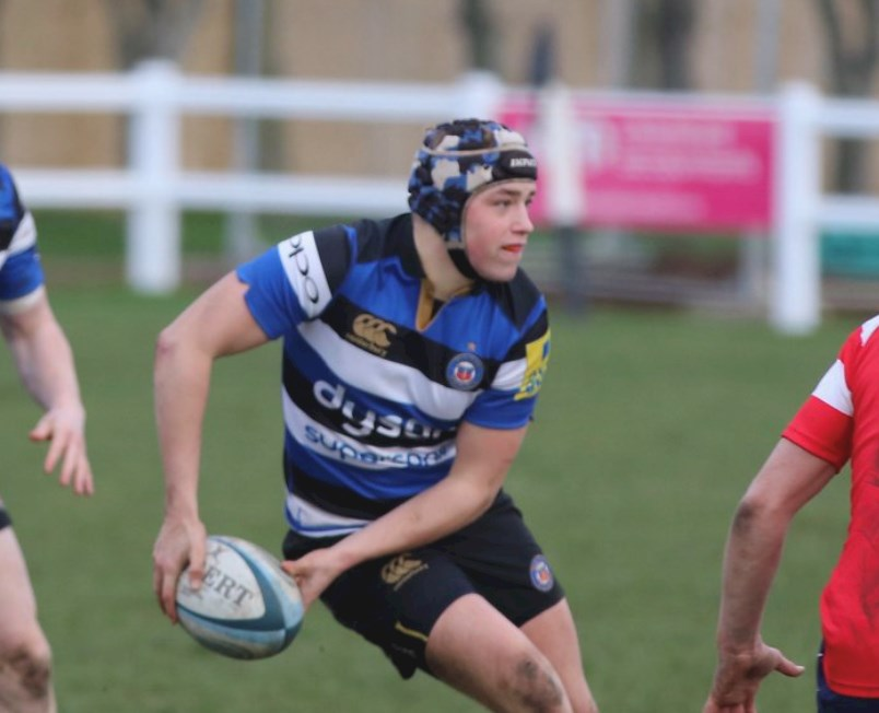 Bath Rugby quartet help England U18s to victory over Ireland